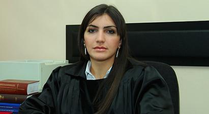 Նորա Կարապետյանը նշանակվել է Վերաքննիչ քաղաքացիական դատարանի նախագահ
