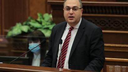 Այս իշխանության ուժը որևէ եղանակով դատական իշխանության գործունեությանը չմիջամտելու մեջ է. Վարդանյան |armenpress.am|