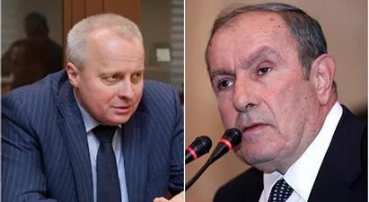 Լևոն Տեր-Պետրոսյանը հանդիպել է Հայաստանում ՌԴ արտակարգ և լիազոր դեսպան Սերգեյ Կոպիրկինի հետ