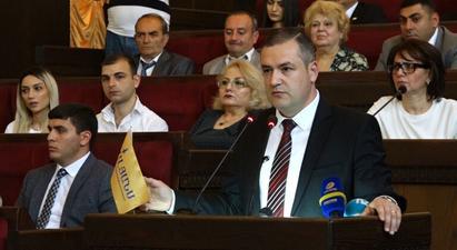 Տեղի է ունեցել «Ալյանս» կուսակցության համաժողովը  tert.am 