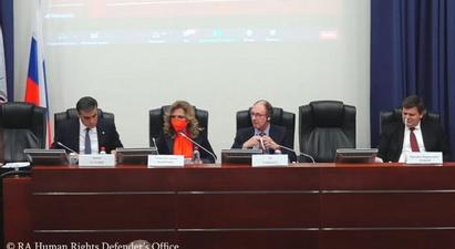 ՀՀ ՄԻՊ–ը ԵԽ-ի և МГИМО-ի միջոցառմանը ներկայացրել է COVID-19-ի ընթացքում աշխատանքի առաջատար փորձը
