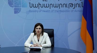 Անահիտ Ավանեսյանը ներկայացրել է COVID-19-ի դեմ ՀՀ-ում իրականացված միջոցառումները