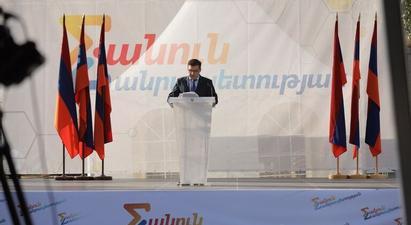 Հայաստանի և Ադրբեջանի միջև սահմանազատում կարող է կատարվել միայն միջազգային մանդատի ներքո ու ստանդարտների հիման վրա. «Հանուն Հանրապետության» կուսակցություն