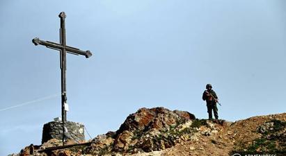 ՊՆ-ն հերքում է Սևանից 5 կմ հեռավորության վրա ադրբեջանցիների գտնվելու և բարձունք գրավելու մասին լուրը |armenpress.am|