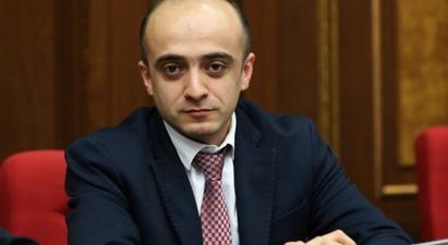 «Լուսավոր Հայաստան» կուսակցության նախընտրական շտաբի ղեկավար է նշանակվել Տարոն Սիմոնյանը