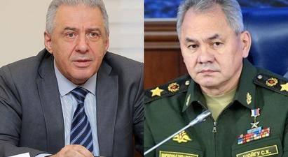 Կայացել է ՀՀ և ՌԴ պաշտպանության նախարարների հեռախոսազրույցը