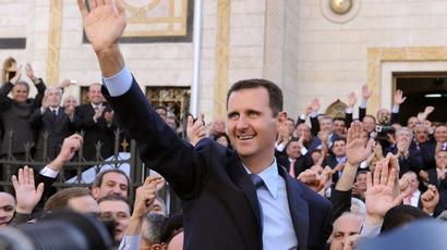 «Շնորհակալություն հայրենասիրության բարձր զգացումի համար»․ Ասադը մեկնաբանել է Սիրիայի նախագահական ընտրություններում իր հաղթանակը