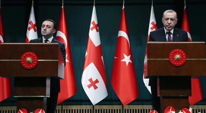 Վրաստանը և Թուրքիան մտադիր են խորացնել համագործակցությունը |1lurer.am|