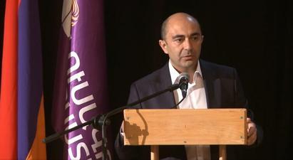 Պետք է ամեն ինչ անենք, որ հունիսի 20-ին Հայաստանում վերականգնենք ներքաղաքական համերաշխությունը․ Էդմոն Մարուքյան