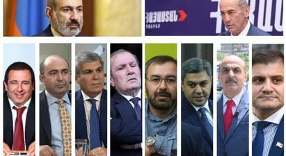 Գործազուրկներ և գործարարներ․ ովքե՞ր կան քաղաքական ուժերի ցուցակներում |civilnet.am|