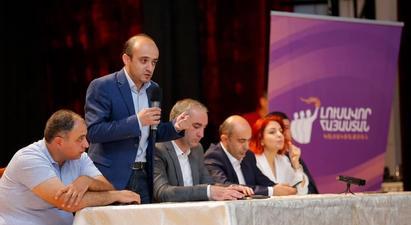 Ուզում ենք Հայաստանի Հանրապետության  յուրաքանչյուր քաղաքացու պոտենցիալը զարգացնել և օգտագործել հանուն ՀՀ-ի․ Տարոն Սիմոնյան
