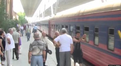 Հայաստանի և Վրաստանի միջև երկաթուղային հաղորդակցությունը վերականգնվում է |azatutyun.am|