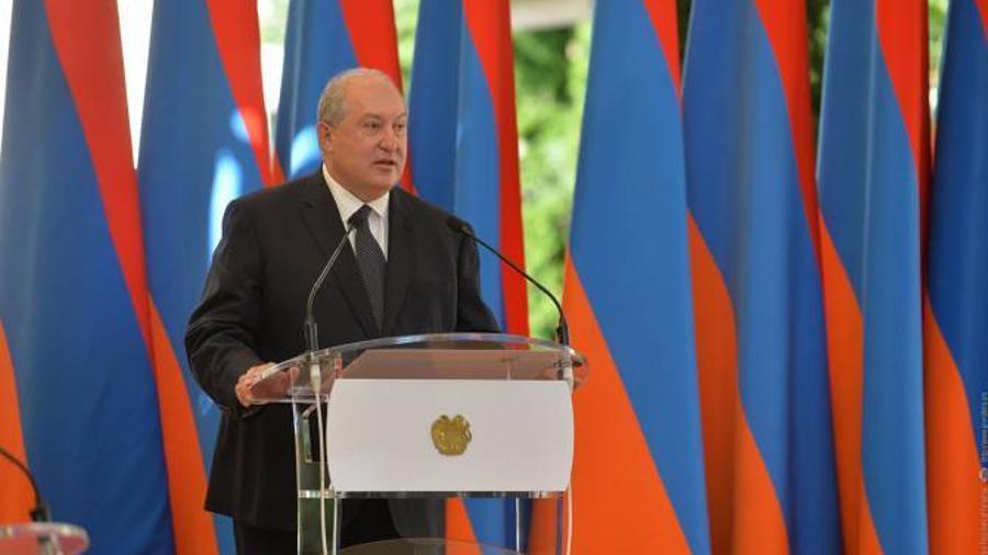 ՀՀ նախագահը կոչ է հղել նախընտրական քարոզարշավի մեկնարկի առթիվ