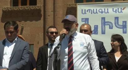 Նիկոլ Փաշինյանը համոզված է, որ հունիսի 20-ին ՀՀ քաղաքացին կվերահաստատի իր իշխանությունը |armenpress.am|