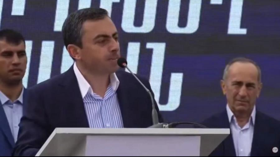 Մենք խոսելու ենք Հայաստանից և Հայաստանի ապագայից․ Իշխան Սաղաթելյանը անդրադարձավ Փաշինյանի հայտարարություններին