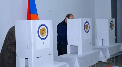 #armvote2021. Daily News Digest [05.06.2021]