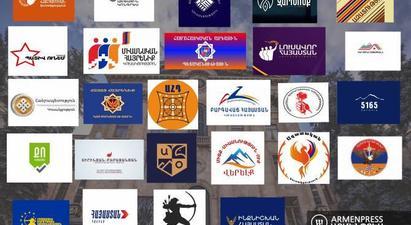 Քարոզարշավ օր 2. քաղաքական ուժերը արշավը շարունակում են հանդիպումների և ասուլիսների ձևաչափով |armenpress.am|