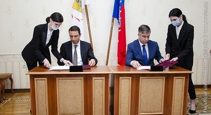 Երևանը և Դոնի Ռոստովը համագործակցության հնգամյա ծրագիր են ստորագրել