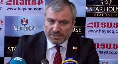 «Արդար Հայաստան» կուսակցությունը գալիս է ազգային համերաշխություն ու ներքին հանդուրժողականություն հաստատելու |armenpress.am|