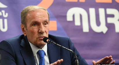 ՀՀ-ի ու Ադրբեջանի սահմանին միջադեպերը շարունակվելու են, մինչև հստակ պայմանագիր չստորագրվի. Լևոն Տեր-Պետրոսյան |armenpress.am|