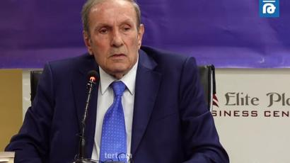 Levon Ter-Petrosyan on Nikol Pashinyan's claim that he has told him to hand over the lands