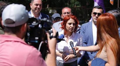 Սամսոնյանը պարզաբանեց, թե քարոզարշավի շրջանակում ԼՀԿ-ն ինչու հանրահավաքներ չի անցկացնում |armenpress.am|