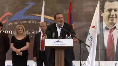 Ծառուկյանը Ռուսաստանի հետ ռազմաքաղաքական նոր պայմանագրի կարիք է տեսնում |armenpress.am|