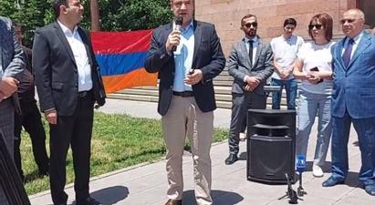 «Մեր տունը Հայաստանն է» կուսակցությունը իշխանության գալով կվերանայի հանրակրթության համակարգը  armenpress.am 
