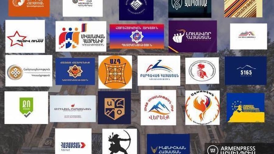 Քարոզարշավ օր 5. Հայաստանում քաղաքական ուժերի միջև  շարունակվում է ընտրապայքարը   armenpress.am 