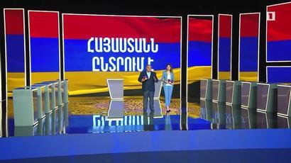 «Հայաստանն ընտրում է» նախընտրական երկրորդ մեծ բանավեճը. ուղիղ
