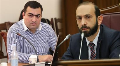 ԱԺ նախագահը ստորագրել է Սերգեյ Ատոմյանի՝ պատգամավորի լիազորությունները դադարած համարելու մասին արձանագրությունը