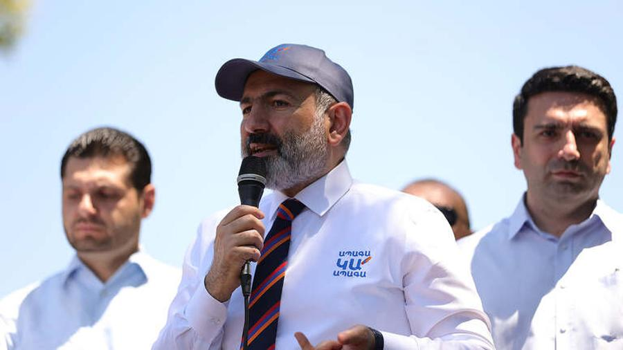 Nikol Pashinyan says his party wants the people living in Armenia not to be submissives, but citizens