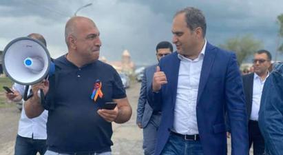 «Զարթոնք» ազգային քրիստոնեական կուսակցությունը քարոզարշավի 6-րդ օրը Շիրակում է |armenpress.am|