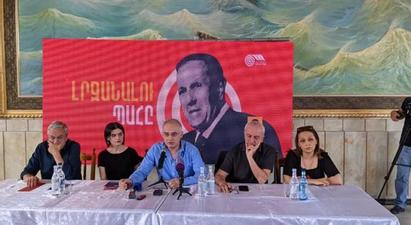 ՀԱԿ-ը քարոզարշավի 6-րդ օրը Շիրակի մարզում էր |armenpress.am|