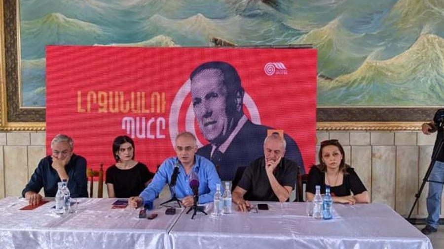 ՀԱԿ-ը քարոզարշավի 6-րդ օրը Շիրակի մարզում էր  armenpress.am 