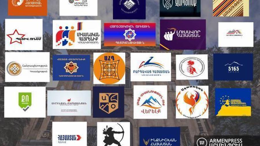 Քարոզարշավ օր 6. գյուղից գյուղ, քաղաքից քաղաք անցնելով` քաղաքական ուժերը շարունակում են արշավները |armenpress.am|