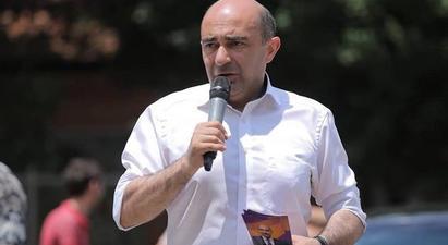 Հունիսի 21-ին կա՛մ մենք մտնում ենք համերաշխ Հայաստան, կա՛մ երկրում շարունակվում են ցնցումները,․ թշնամին դրանից օգտվել եւ օգտվելու է․ Էդմոն Մարուքյան