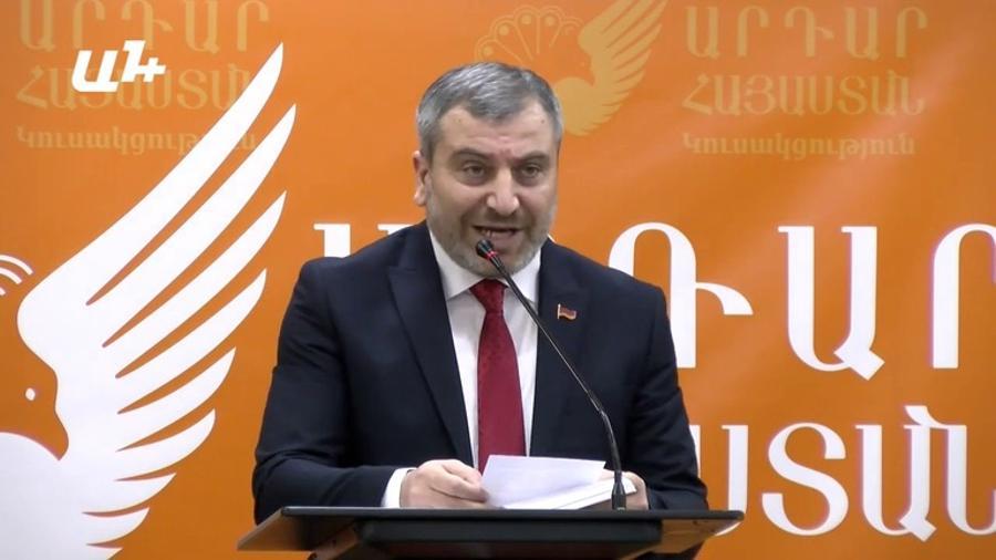 «Արդար Հայաստան» կուսակցությունը ներկայացրել է անվտանգության վերաբերյալ ծրագրային հիմնադրույթները