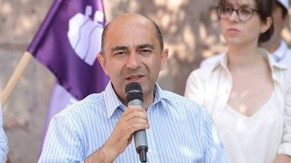 Edmon Marukyan thinks those who say they can start a war after the elections, must either be seeking adventures or be a liar