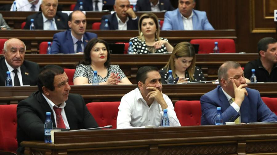 """Financial means of MP candidates: Part Four [""""Prosperous Armenia"""" party]"""
