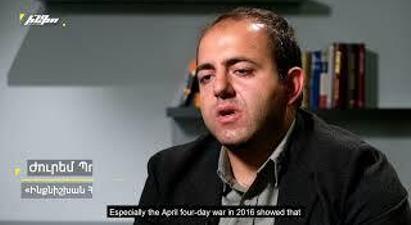 #armvote2021․ ԼՂ հակամարտություն և արտաքին հարաբերություններ [«Ինքնիշխան Հայաստան» կուսակցություն]