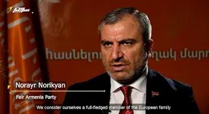 #armvote2021․ ԼՂ հակամարտություն և արտաքին հարաբերություններ [ «Արդար Հայաստան» կուսակցություն ]