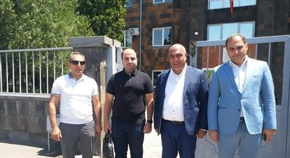 Դատարանը մերժեց Վահագն Չախալյանին կալանավորելու միջնորդությունը |hetq.am|