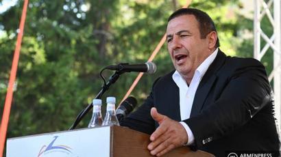 Գագիկ Ծառուկյանն Արագածոտնի մարզում ներկայացրեց տնտեսական, սոցիալական ծրագրերը