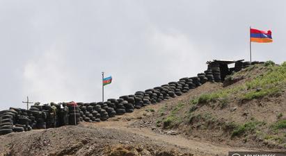 Գորիսից Որոտան և Շուռնուխ ճանապարհին, Կապանից Ճակատեն, Շիկահող, Սրաշեն և մի շարք այլ բնակավայրերի միջև ճանապարհներին կան ադրբեջանցի զինծառայողներ, նրանք զենքի բացահայտ ցուցադրումով են․ ՄԻՊ