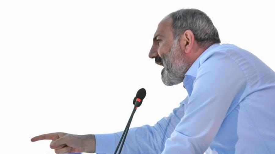 Ադրբեջանը պատերազմն սկսել է՝ վախենալով Հայաստանի հետագա հզորացումից. Փաշինյանը խոսեց պատերազմի պատճառի մասին  armenpress.am 