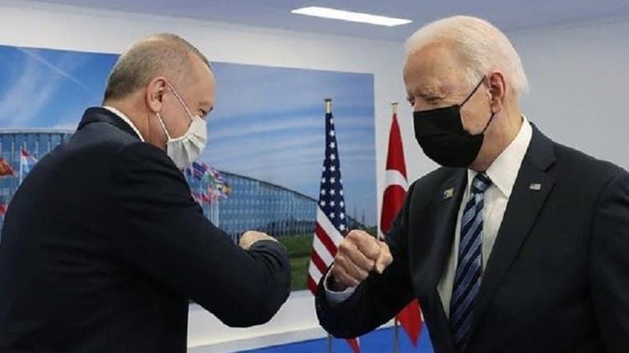 Թուրքիայի նախագահի հետ հանդիպումը դրական ու արդյունավետ է եղել. Ջո Բայդեն |1lurer.am|
