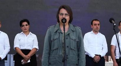 «5165» շարժման առաջնորդ Կարին Տոնոյանը մեկնաբանել է Երեւան-Կապան մայրուղում տեղի ունեցած միջադեպը