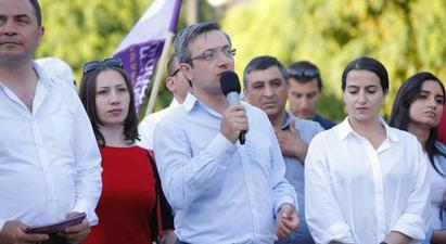 Գորգիսյանը ներկայացրեց գյուղատնտեսական ոլորտի խնդիրները լուծելու ԼՀԿ-ի ծրագիրը |armenpress.am|