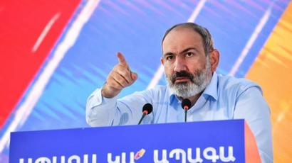 Pashinyan presented the tasks aimed at border security in Goris